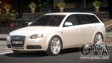 Audi S4 V2.2 for GTA 4