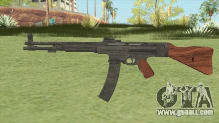 Mkb-42H (Red Orchestra 2) for GTA San Andreas