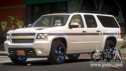 Chevrolet Suburban E-Style for GTA 4