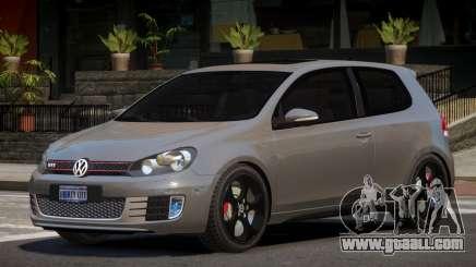Volkswagen Golf GTI L-Tuned for GTA 4