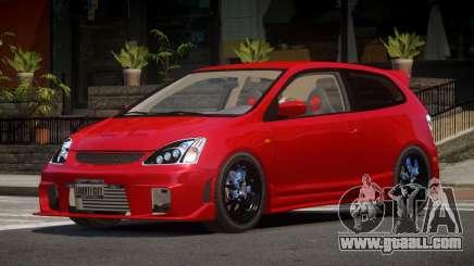 Honda Civic Type R V1.2 for GTA 4