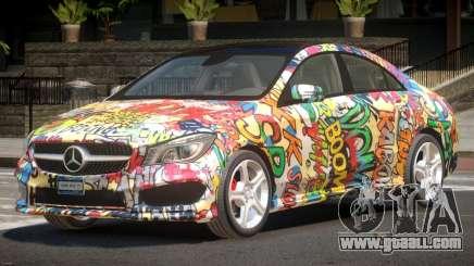 Mercedes Benz CLA V1.0 PJ5 for GTA 4