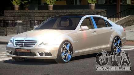 Mercedes Benz S65 V2.2 for GTA 4