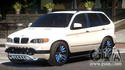 BMW X5 S-Style NR for GTA 4