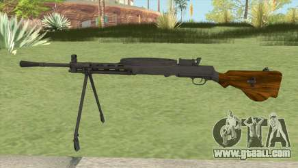 DP-28 (Red Orchestra 2) for GTA San Andreas
