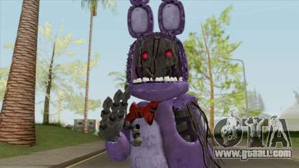 Withered Bonnie (FNAF) for GTA San Andreas