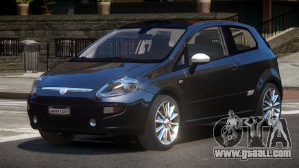 Fiat Punto RS for GTA 4