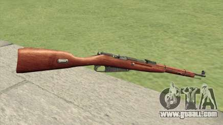 Mosin-Nagant M44 for GTA San Andreas
