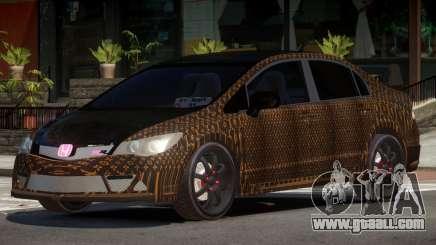 Honda Civic R-Tuning PJ1 for GTA 4