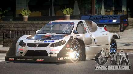 Suzuki SX4 Custom for GTA 4