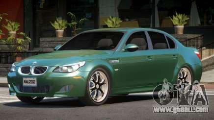BMW M5 E60 ZT for GTA 4