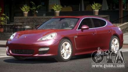 Porsche Panamera Turbo LS for GTA 4