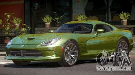 Dodge Viper GTS SV PJ1 for GTA 4
