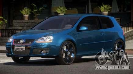 Volkswagen Golf V LT for GTA 4