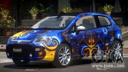 Fiat Punto RS PJ3 for GTA 4