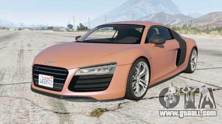 Audi R8 LMS for GTA 5