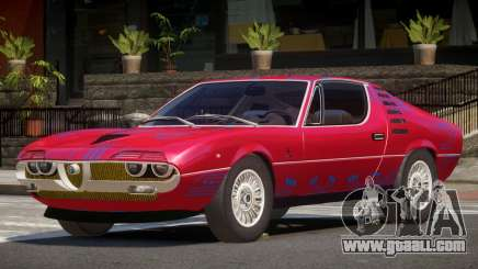 Alfa Romeo Montreal V1.0 PJ1 for GTA 4