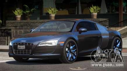 Audi R8 SE for GTA 4