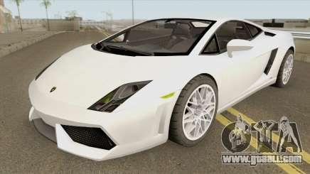 Lamborghini Gallardo LP560-4 IVF for GTA San Andreas