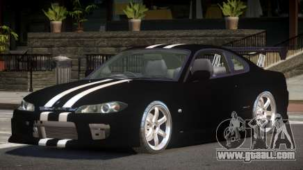 Nissan Silvia S15 D-Style for GTA 4