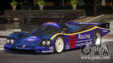 Porsche 962 RS for GTA 4
