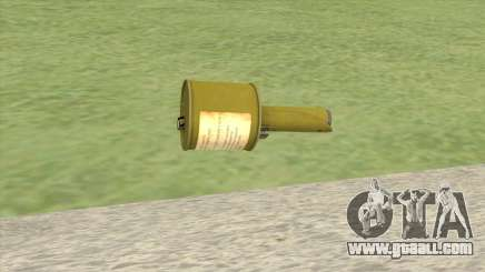 RPG-40 (Red Orchestra 2) for GTA San Andreas