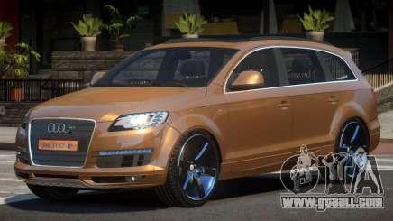 Audi Q7 E-Style for GTA 4