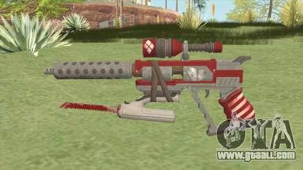 Custom Pistol for GTA San Andreas