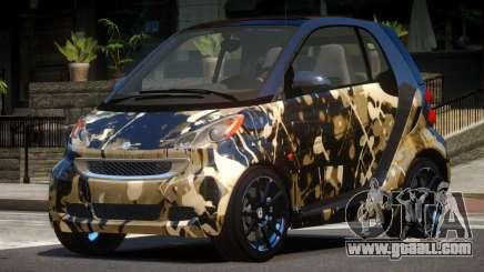 Smart ForTwo RS PJ5 for GTA 4