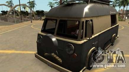 Zirconium Journey Classic (IVF,Badges,Extras,PJ) for GTA San Andreas