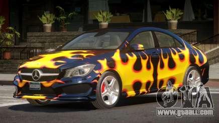 Mercedes Benz CLA V1.0 PJ3 for GTA 4
