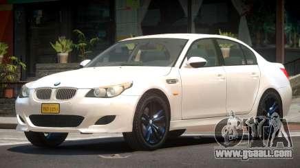 BMW M5 E60 ST V1.2 for GTA 4