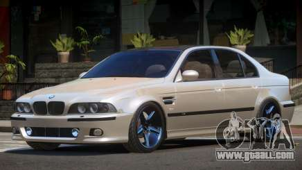 BMW M5 E39 ZT for GTA 4