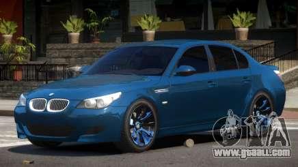 BMW M5 E60 LS V1.1 for GTA 4