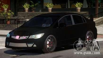Honda Civic R-Tuning for GTA 4
