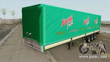 Trailer (Frutti Fresh) for GTA San Andreas