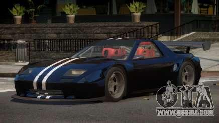 Mazda RX-7 GR73 for GTA 4