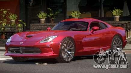 Dodge Viper GTS SV for GTA 4