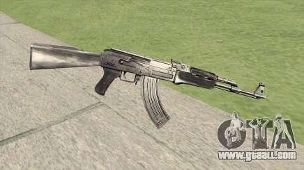 AK-47 (Rob. O and Penguin) for GTA San Andreas