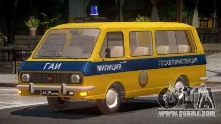 RAF 2203 Police for GTA 4