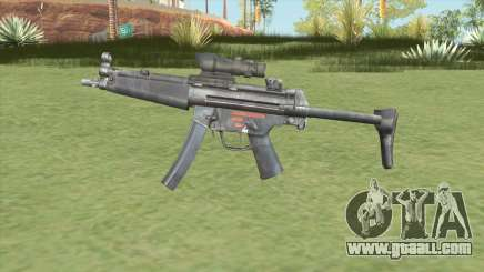 MP5A5 for GTA San Andreas