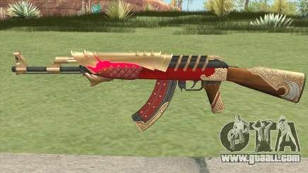 AK-47 Flash (CSO2) for GTA San Andreas