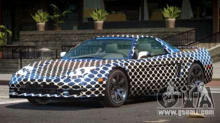 Acura NSX GT PJ3 for GTA 4