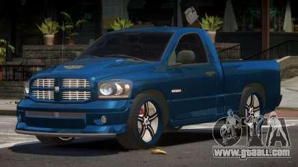 Dodge Ram ST for GTA 4
