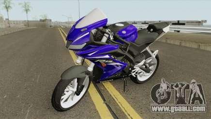Yamaha YUK R15 V3 for GTA San Andreas