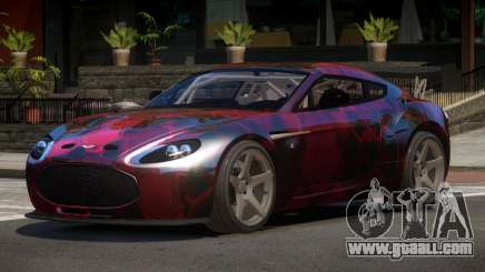 Aston Martin Zagato SR PJ3 for GTA 4