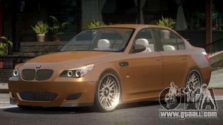 BMW M5 E60 LT for GTA 4