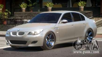 BMW M5 E60 LS V1.0 for GTA 4
