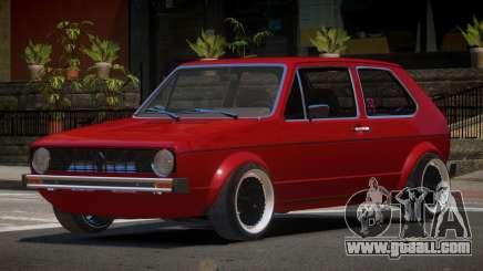 Volkswagen Golf LT for GTA 4