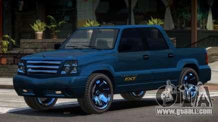 Albany Cavalcade FXT L-Tuned for GTA 4